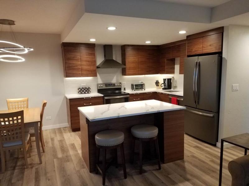 Downtown Boise Condo Kitchen Remodel