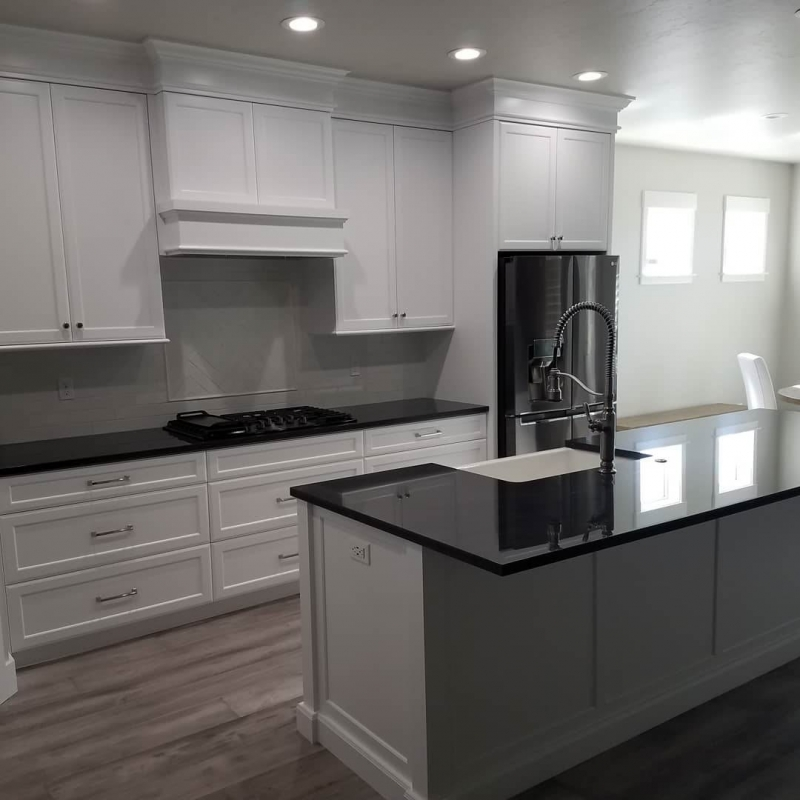Kitchen remodeling in Eagle, Idaho.